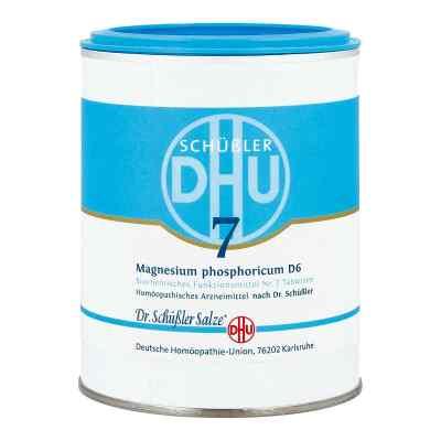 Biochemie Dhu 7 Magnesium phosphoricum D  6 Tabletten  bei juvalis.de bestellen