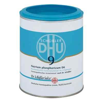 Biochemie Dhu 9 Natrium phosph. D6 Tabletten  bei juvalis.de bestellen