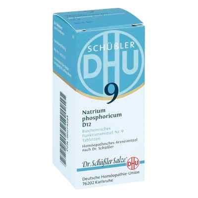Biochemie Dhu 9 Natrium phosph. D 12 Tabletten  bei juvalis.de bestellen