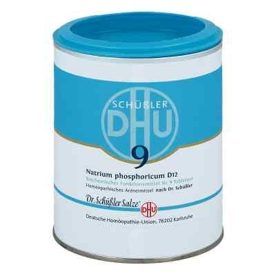Biochemie Dhu 9 Natrium phosph. D12 Tabletten  bei juvalis.de bestellen