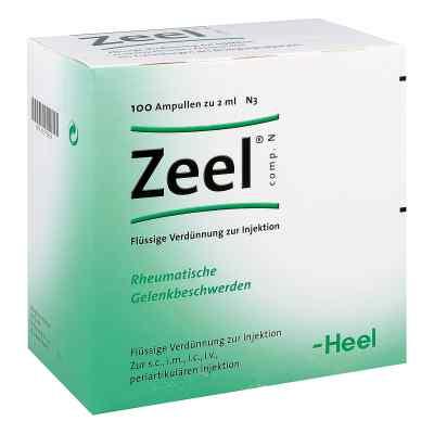 Zeel compositus N Ampullen  bei juvalis.de bestellen