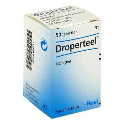 Droperteel Tabletten  bei juvalis.de bestellen