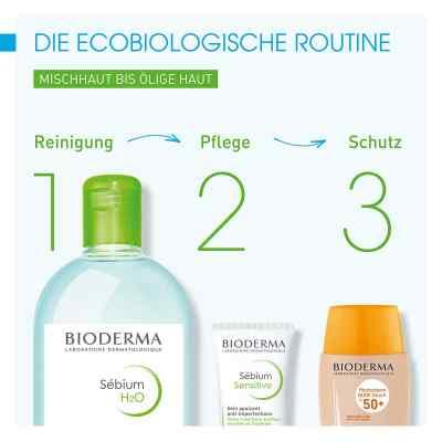 Bioderma Sebium H2o Reinigungslot.f.fette unr.Haut  bei juvalis.de bestellen