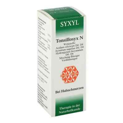 Tonsillosyx N Syxyl Lösung  bei juvalis.de bestellen