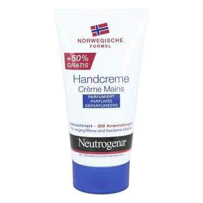 Neutrogena norweg.Formel Handcreme parfümiert  bei juvalis.de bestellen