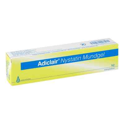 Adiclair Nystatin Mundgel  bei juvalis.de bestellen