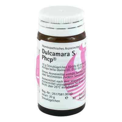 Dulcamara S Phcp Globuli  bei juvalis.de bestellen
