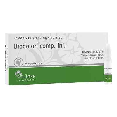 Biodolor compositus iniecto Ampullen  bei juvalis.de bestellen