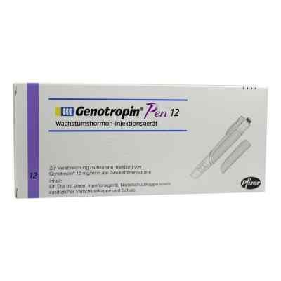 Genotropin Pen 12 mg bunt  bei juvalis.de bestellen