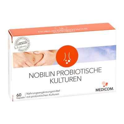 Nobilin Probiotische Kulturen Kapseln  bei juvalis.de bestellen