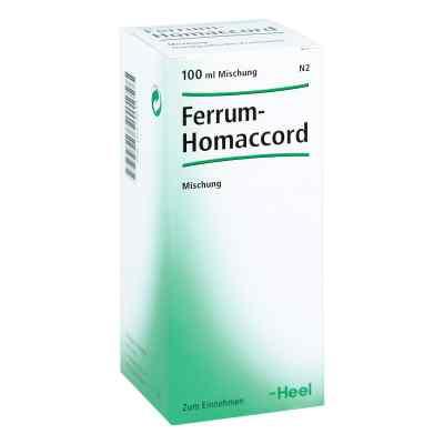 Ferrum Homaccord Tropfen  bei juvalis.de bestellen