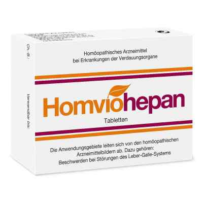 Homviohepan Tabletten  bei juvalis.de bestellen