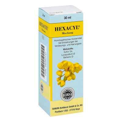 Hexacyl Tropfen  bei juvalis.de bestellen