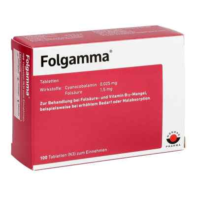 Folgamma Tabletten  bei juvalis.de bestellen