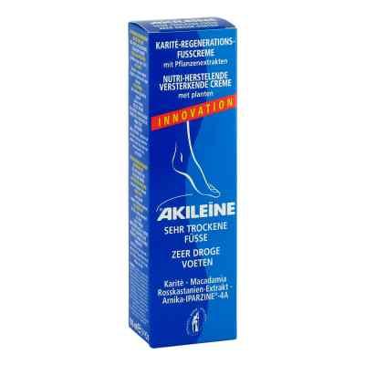 Akileine Nutri-repair Karite-regen.-fusscreme  bei juvalis.de bestellen
