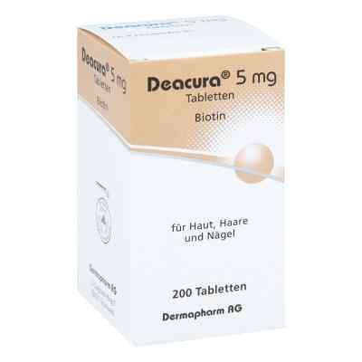 Deacura 5 mg Tabletten  bei juvalis.de bestellen