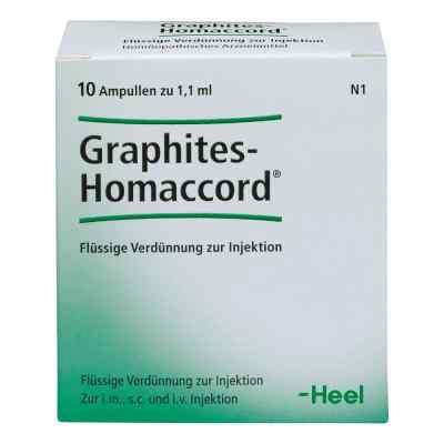 Graphites Homaccord Ampullen  bei juvalis.de bestellen