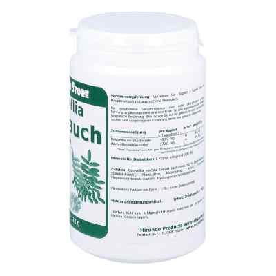 Weihrauch 400 mg Kapseln  bei juvalis.de bestellen