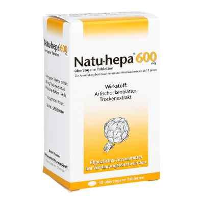 Natu-hepa 600mg  bei juvalis.de bestellen
