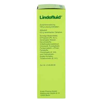 Lindofluid 0,5g/100g Pumpspray  bei juvalis.de bestellen