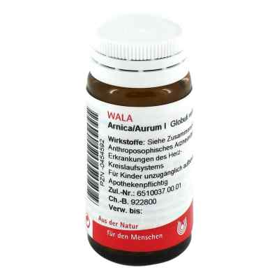 Arnica/aurum I Globuli  bei juvalis.de bestellen