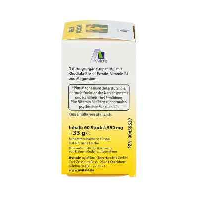 Rhodiola Rosea Kapseln 200 mg  bei juvalis.de bestellen