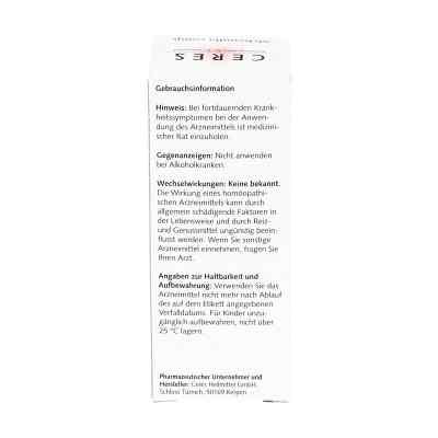 Ceres Alchemilla compositus Tropfen  bei juvalis.de bestellen