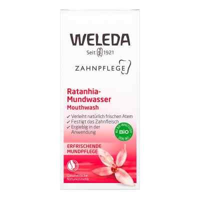 Weleda Ratanhia Mundwasser  bei juvalis.de bestellen