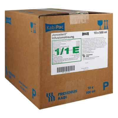 Jonosteril Plastik Infusionslösung  bei juvalis.de bestellen