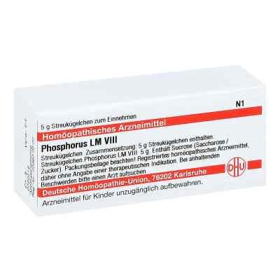 Lm Phosphorus Viii Globuli  bei juvalis.de bestellen