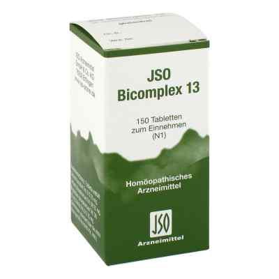Jso Bicomplex Heilmittel Nummer  13  bei juvalis.de bestellen