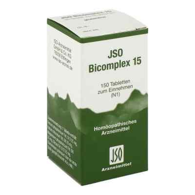 Jso Bicomplex Heilmittel Nummer  15  bei juvalis.de bestellen