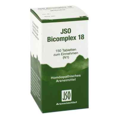 Jso Bicomplex Heilmittel Nummer 18  bei juvalis.de bestellen