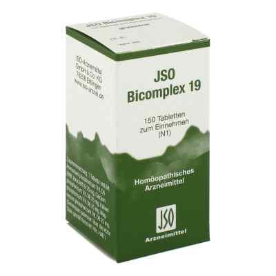 Jso Bicomplex Heilmittel Nummer  19  bei juvalis.de bestellen