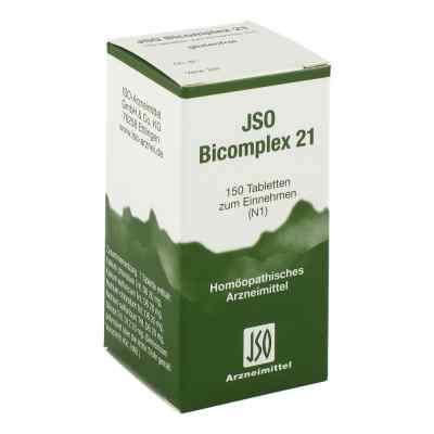 Jso Bicomplex Heilmittel Nummer  21  bei juvalis.de bestellen