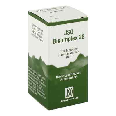Jso Bicomplex Heilmittel Nummer  28  bei juvalis.de bestellen