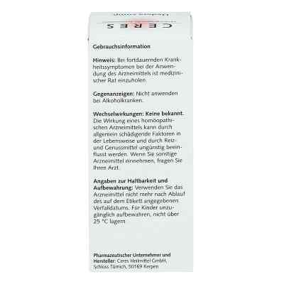 Ceres Hedera compositus Tropfen  bei juvalis.de bestellen