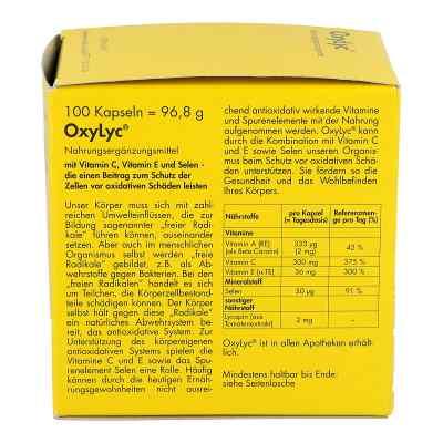 Oxylyc Kapseln  bei juvalis.de bestellen