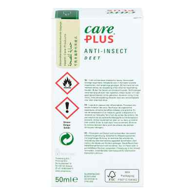 Care Plus Deet Anti Insect Lotion 50%  bei juvalis.de bestellen