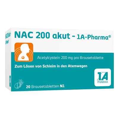 NAC 200 akut-1A Pharma  bei juvalis.de bestellen