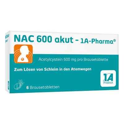 NAC 600 akut-1A Pharma  bei juvalis.de bestellen