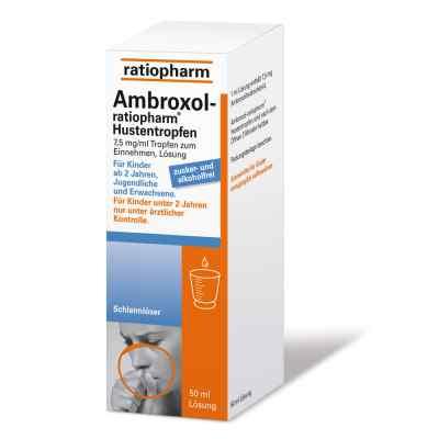 Ambroxol-ratiopharm Hustentropfen  bei juvalis.de bestellen