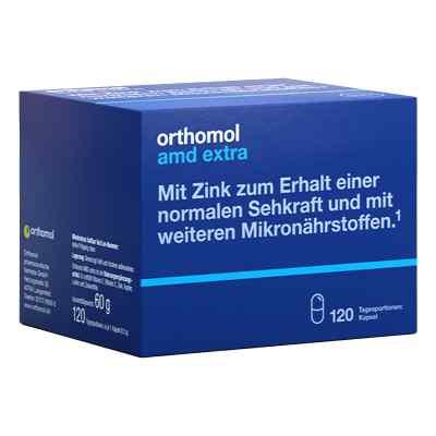 Orthomol Amd extra Kapseln  bei juvalis.de bestellen