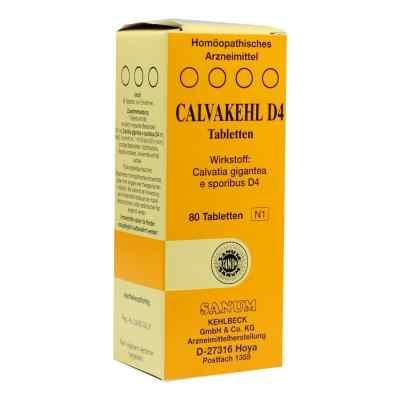 Calvakehl D4 Tabletten  bei juvalis.de bestellen