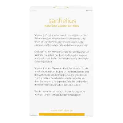 Silymarine Leberschutz-Kapseln  bei juvalis.de bestellen