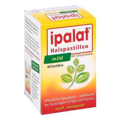 Ipalat Halspastillen mild  bei juvalis.de bestellen