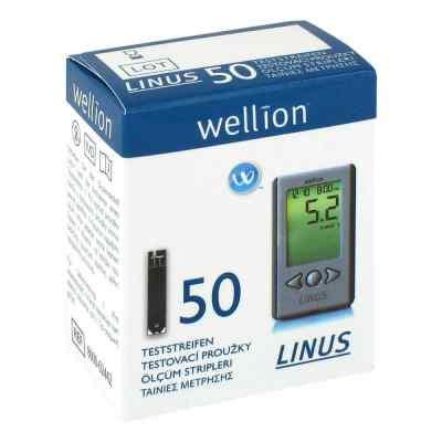 Wellion Linus Blutzucker Teststreifen  bei juvalis.de bestellen