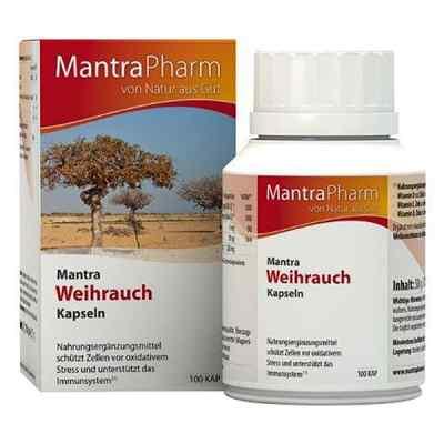 Mantra Weihrauch Kapseln Vitamin E Zink und Selen  bei juvalis.de bestellen