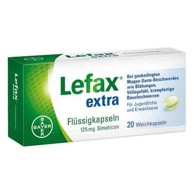 Lefax extra Flüssig Kapseln  bei juvalis.de bestellen