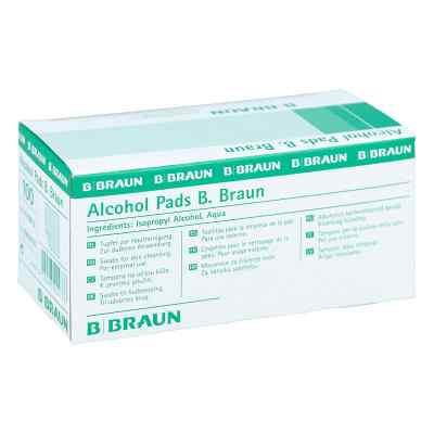 Alcohol Pads B.braun Tupfer  bei juvalis.de bestellen